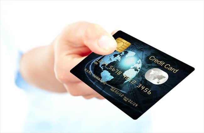 クレジットカード現金化業者の換金率と入金時間